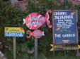 "Kreative Wegweiser in ""Puerto Viejo"""