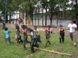 Die Gruppe zieht an einem Strang