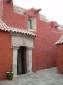 Ehemaliges Wohnhaus im Kloster Santa Catalina in Arequipa - eine Stadt in der Stadt, in der die Zeit stehengeblieben zu sein scheint